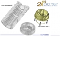 Low Pressure BLOW MOLD (Body and Base) - PATENTED