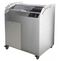 Varia - The variable slicer Varia is the future of the bread slicer. Safety, hygiene and versatility, these are the ingredients of Varia. Choice of the thickness or the number of slice, you will have all the arguments in hand.
